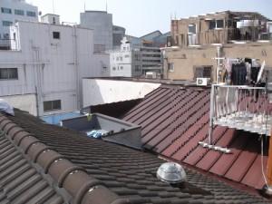 屋根完成②